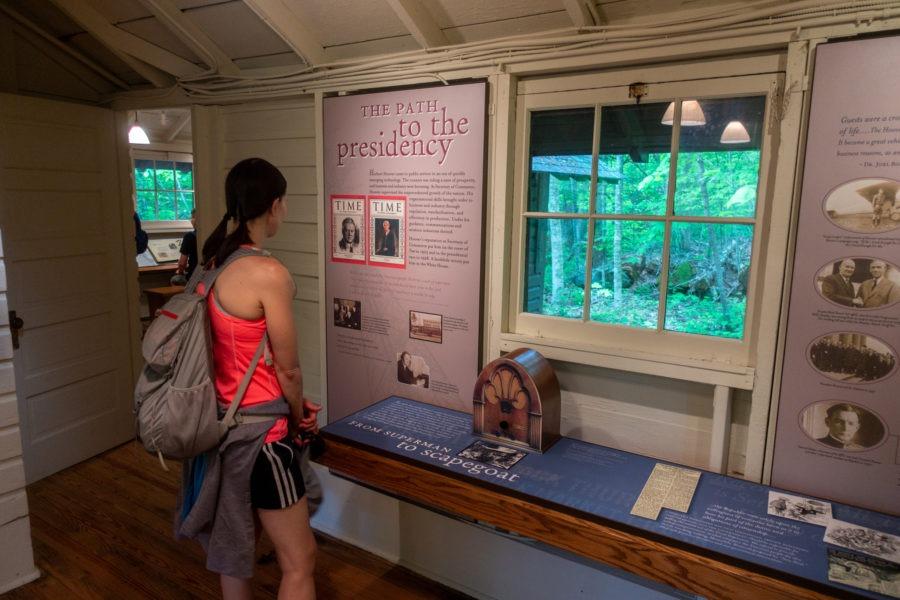 Shenandoah: Inside Prime Minister's Cabin in Rapidan Camp