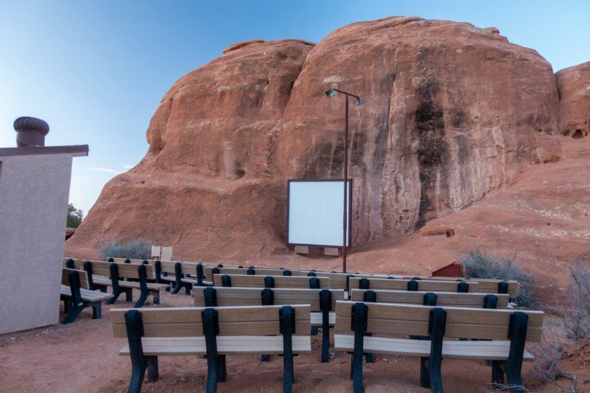 Arches: Devils Garden Campground Amphitheater