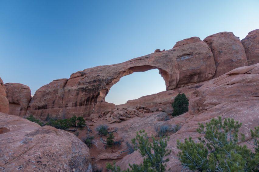 Arches: Skyline Arch