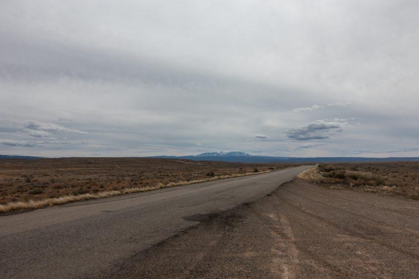 Arches: La Sal View Along UT-128