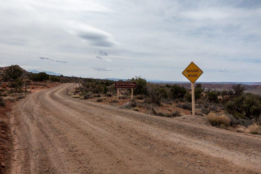 Arches: Salt Valley Road