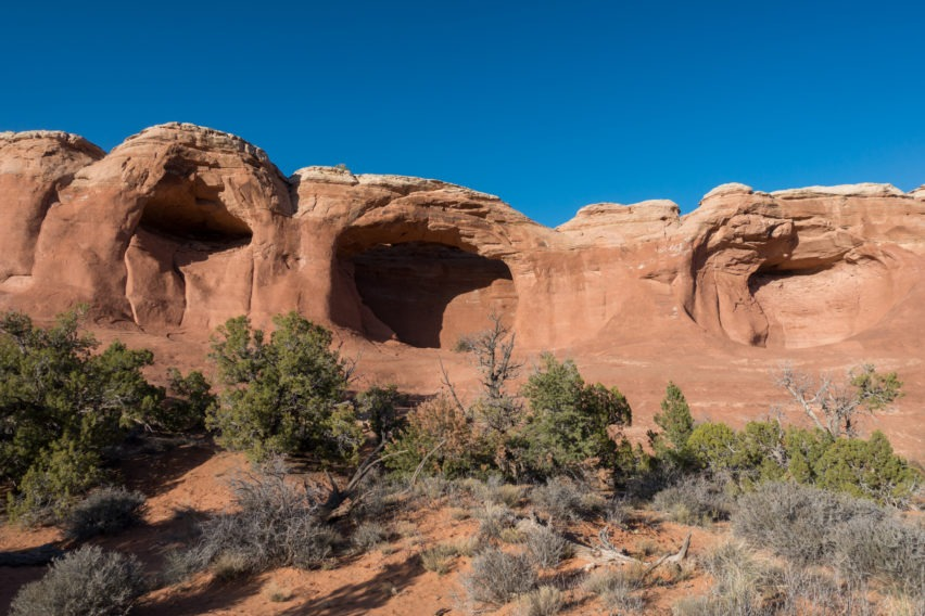 Arches: Tapestry Arch