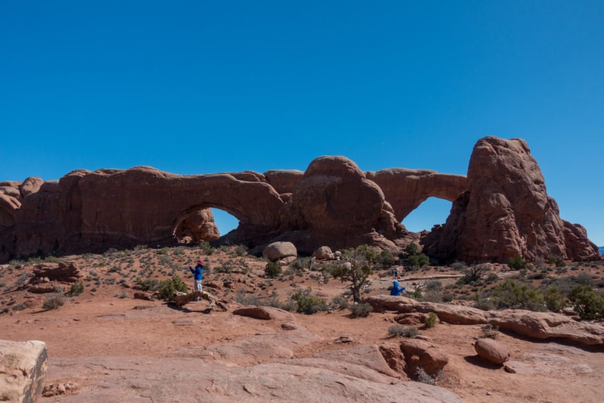 Arches: Spectacles at the Windows