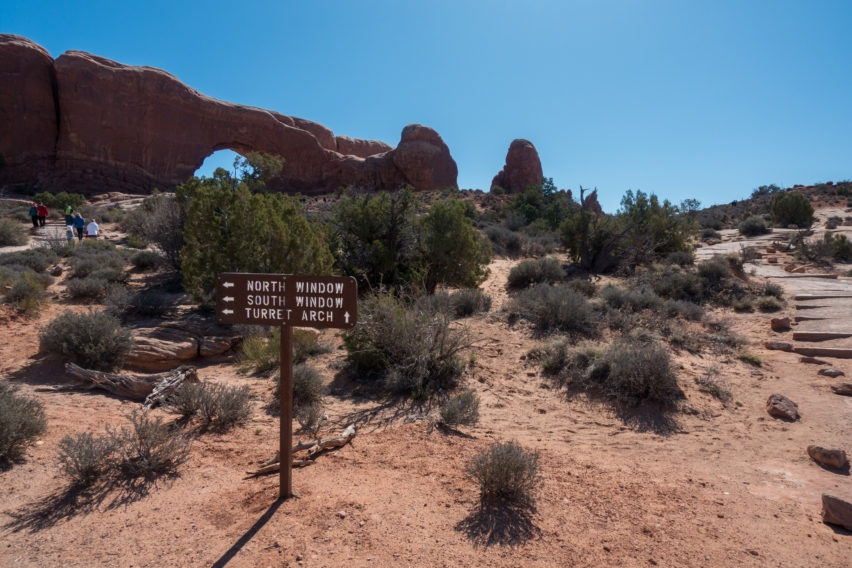 Arches: Intersection for Turret Arch and the Windows
