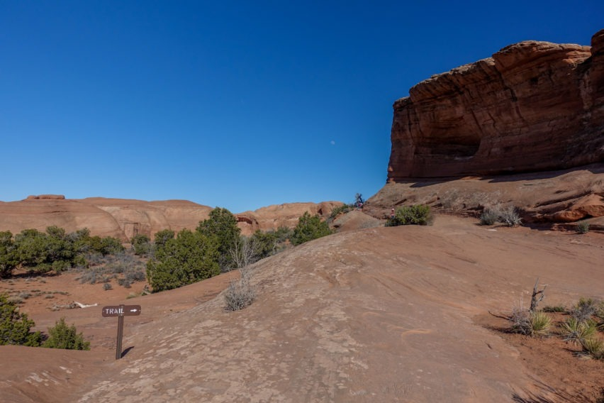 Arches: Back on the Trail to Delicate Arch