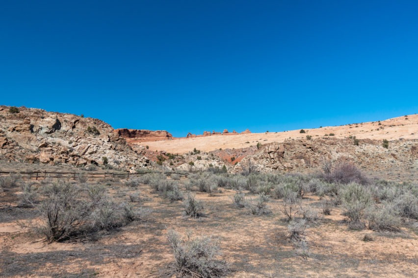 Arches: Lower Delicate Arch View