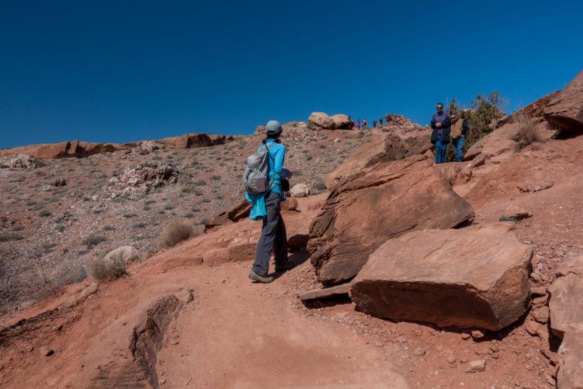 Arches: Upper Delicate Arch Trail